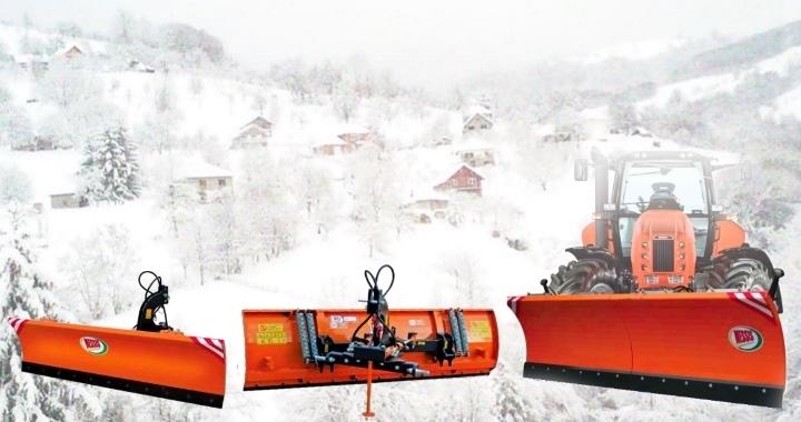 Doniraj za kupovinu čistača snijega na bankovni račun Agović Fondacije